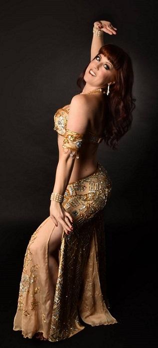 Dallas Belly Dancer Tamra Henna